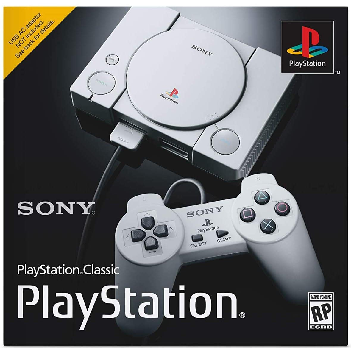 Sony Playstation Classic $49.60 + free s/h