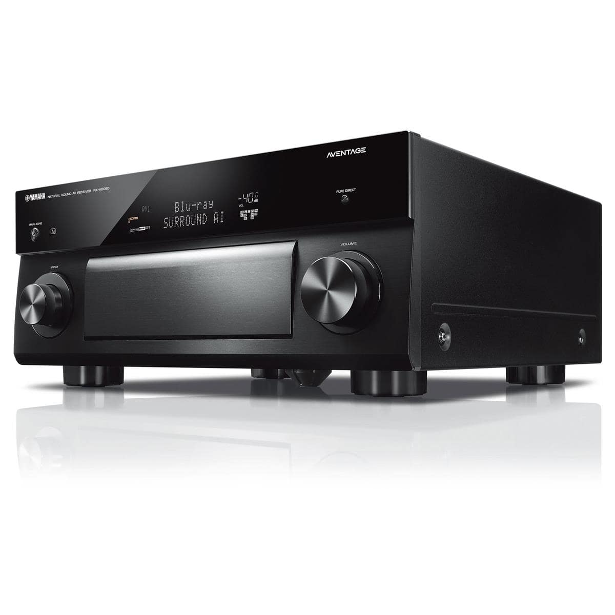 Yamaha 9 2-Channel Receivers: RX-A3080 $1400, RX-A2080 - Page 6