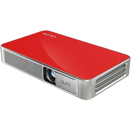 Vivitek Qumi Q3 Plus 720p Pocket DLP Projector w/ Wi-Fi (Refurb) $149 + free s/h