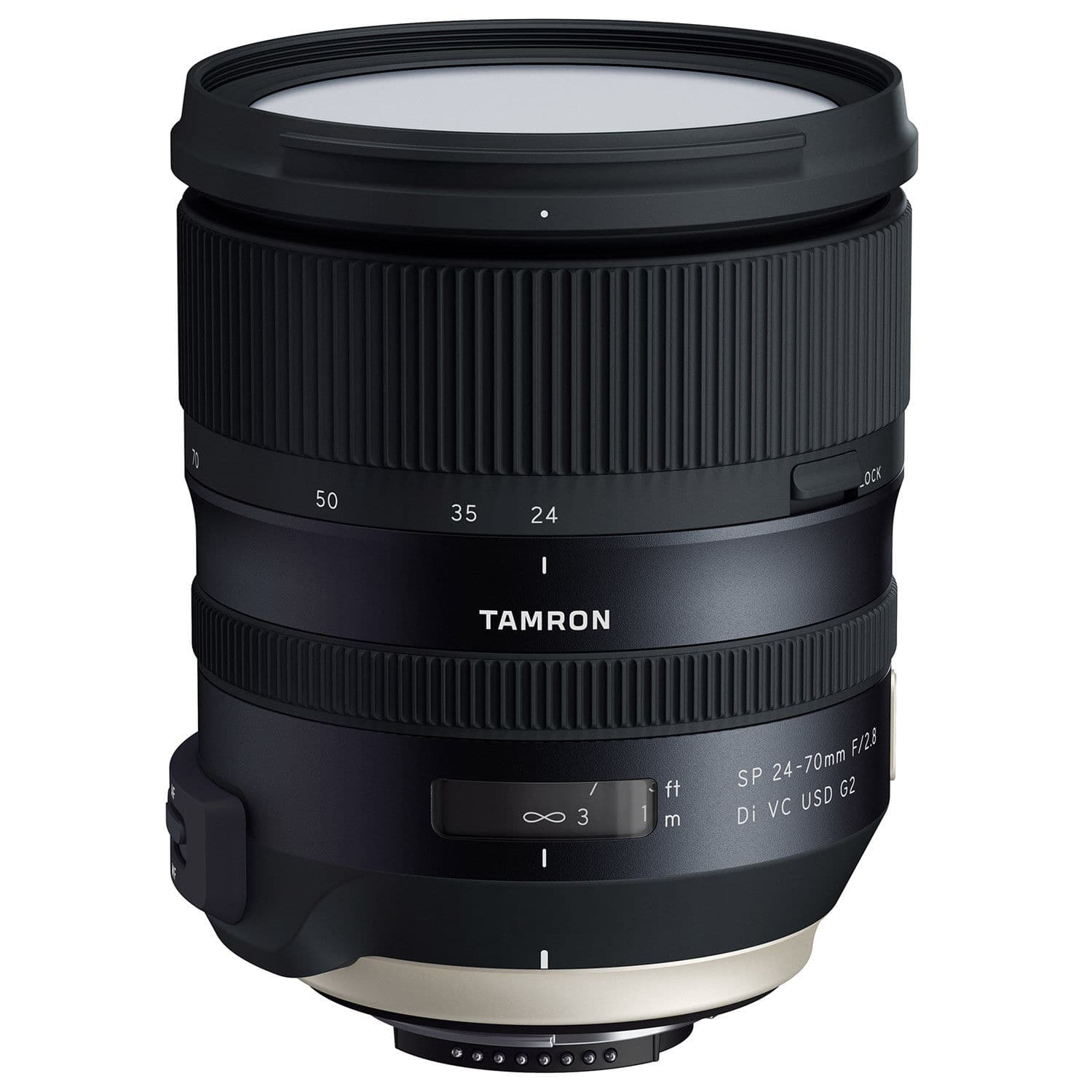 Tamron SP 24-70mm f/2.8 Di VC USD G2 Lens for Nikon & Canon $799 or less + free s/h