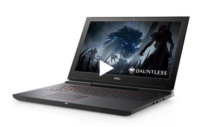 "Dell G5 15 Gaming Laptop: i7-8750H, 16GB RAM (8GB $50 Less) , 128GB NVMe SSD + 1TB, 4GB GTX 1050 Ti, 15.6"" 1080p $800 + free s/h"