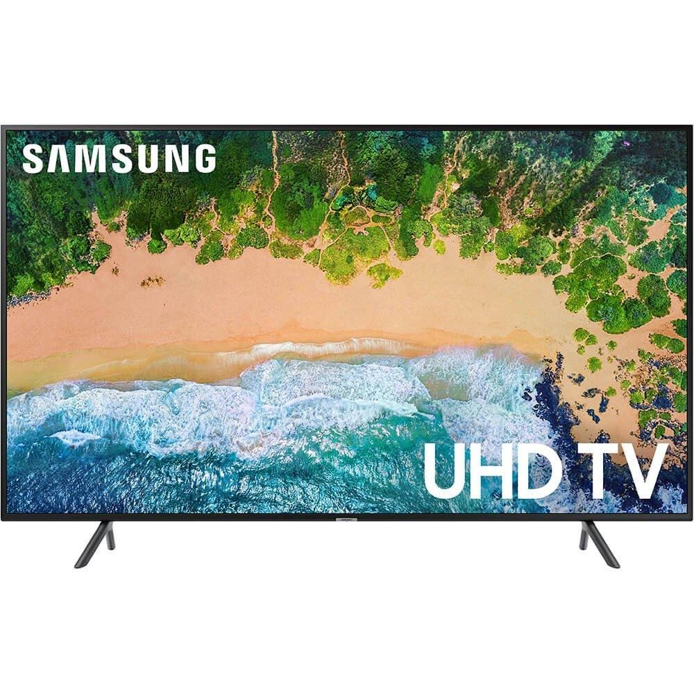 "43"" Samsung UN43NU7100  4K UHD TV $321.50 + free s/h"