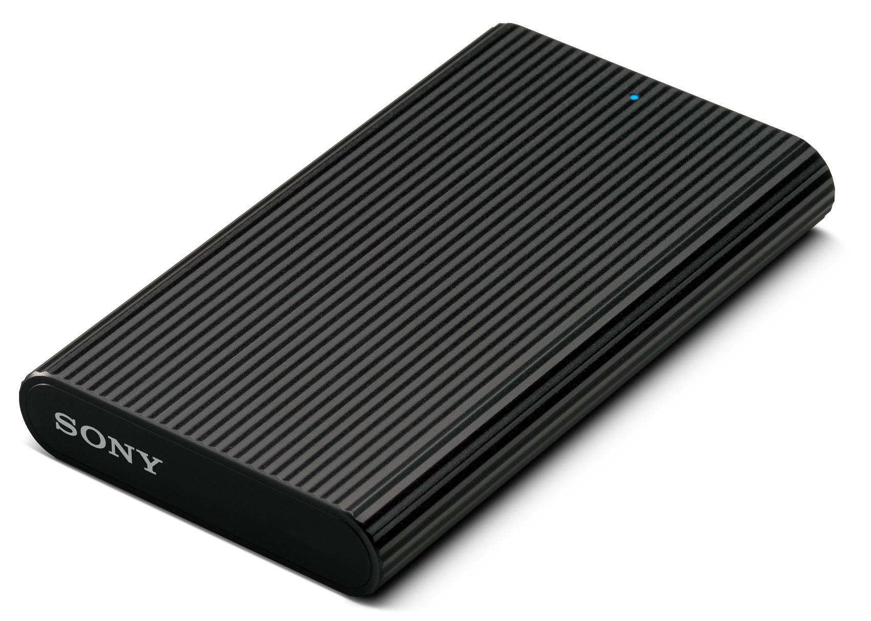 960GB Sony SL-E1BT External Solid State Drive w/ USB Type-C Port