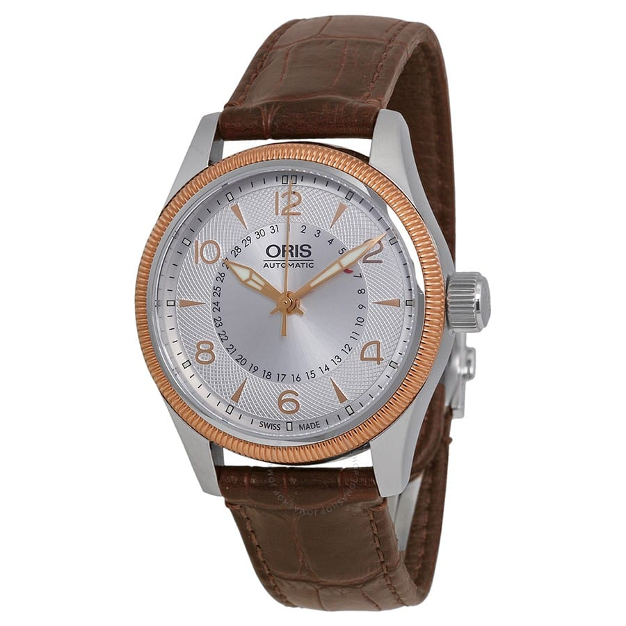 Oris Big Crown Pointer Date Automatic Watch $499 + free s/h