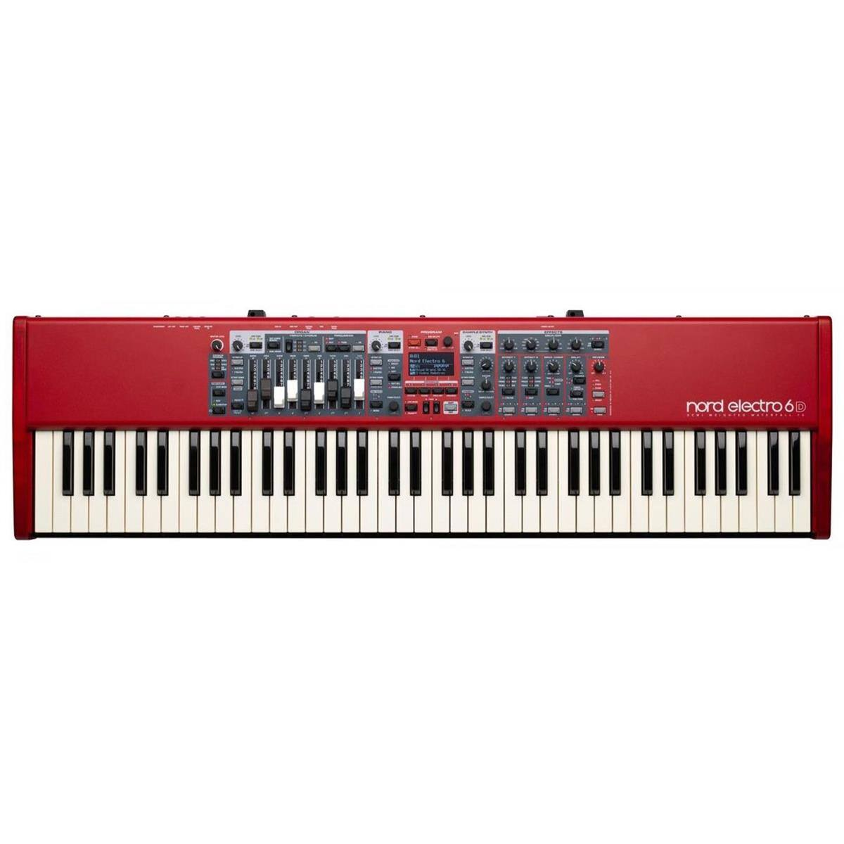 NORD Electro 6D 73-Note Semi-Weighted Waterfall Keyboard $1899 + free s/h