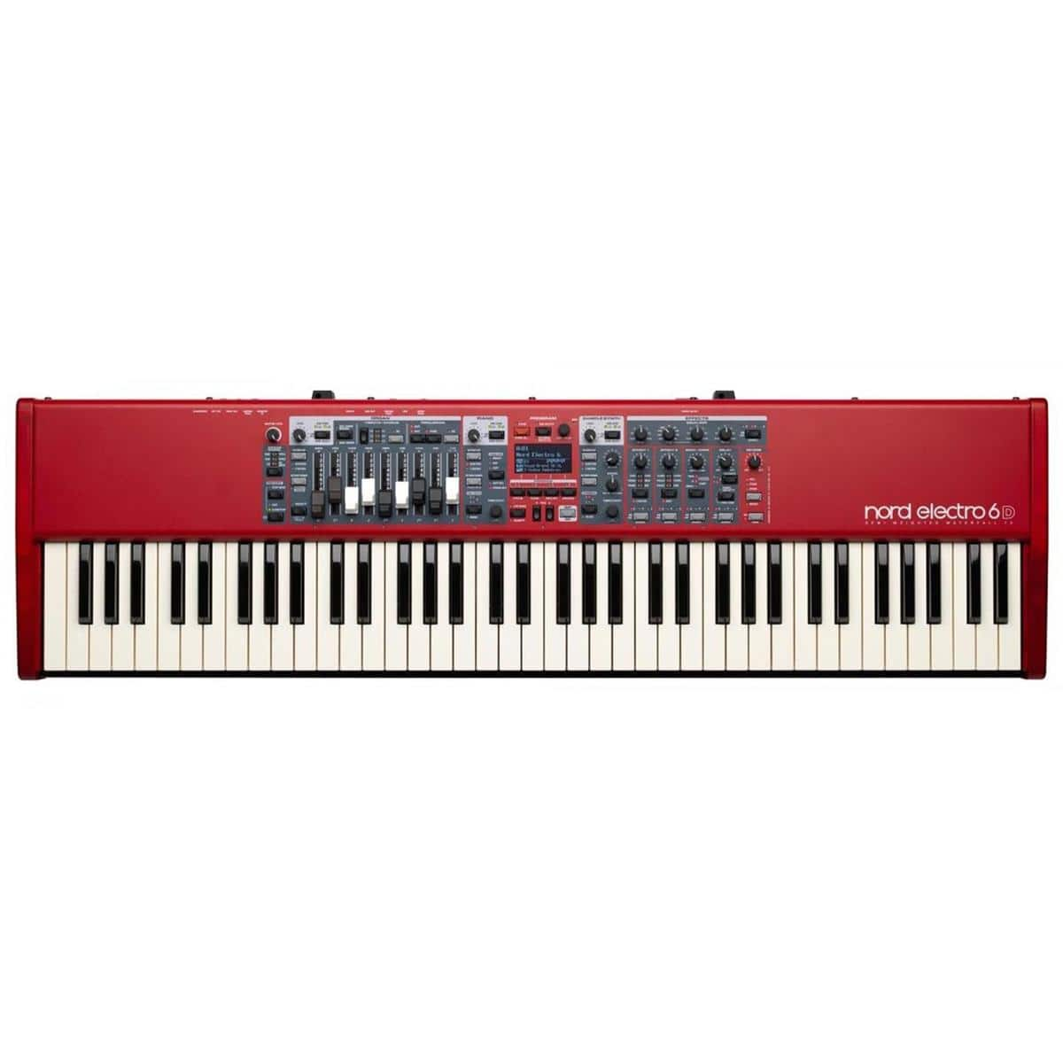 NORD Electro 6D 73-Note Semi-Weighted Waterfall Keyboard $1799 + free s/h