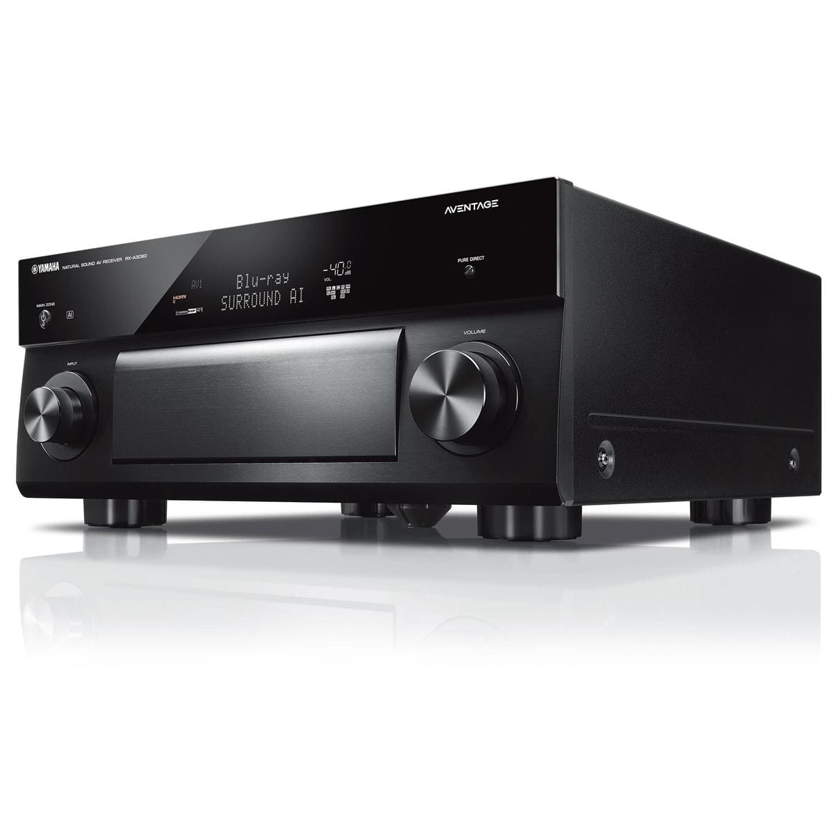 (auth dealer) Yamaha Receivers: RX-A2080 9.2-Ch $1050, RX-A3080 $1300 + free s/h