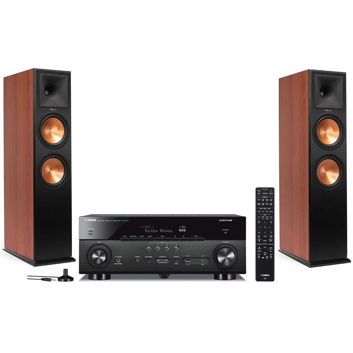 Pair Klipsch Rp 280fa Atmos Floorstanding Speakers Yamaha