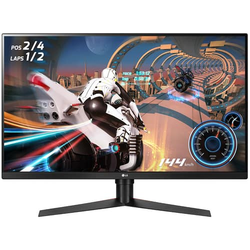 "LG Gaming Monitors: 32"" 32GK650G-B 2560x1440 G-Sync 144Hz $448, 34UC89G-B 2560x1080 G-Sync 144Hz Curved $499"