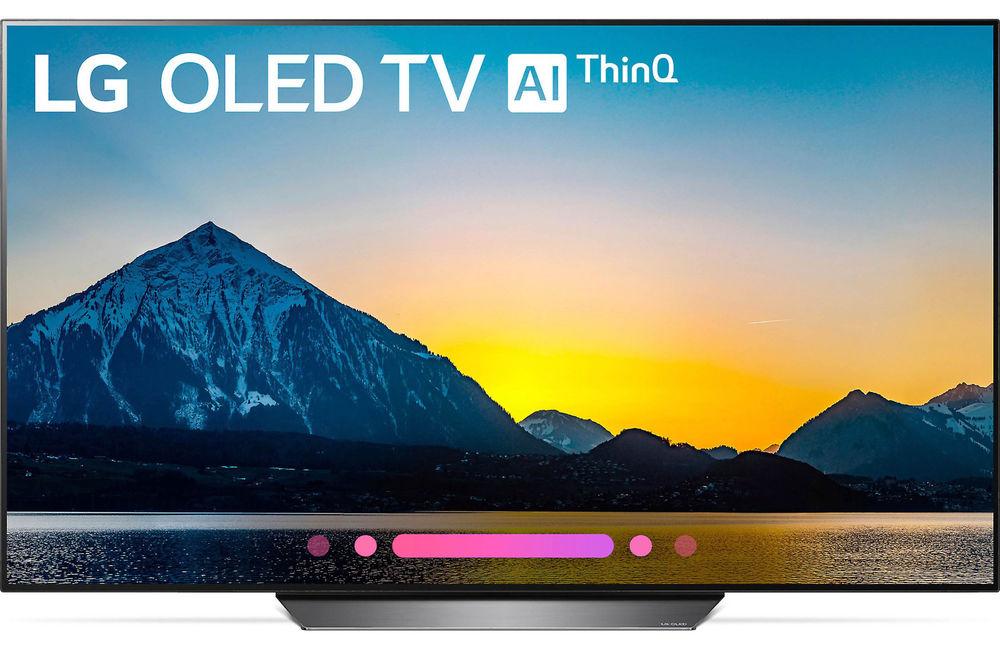 """55"""" LG OLED55B8PUA 4K OLED TV $1049 + free s/h"""