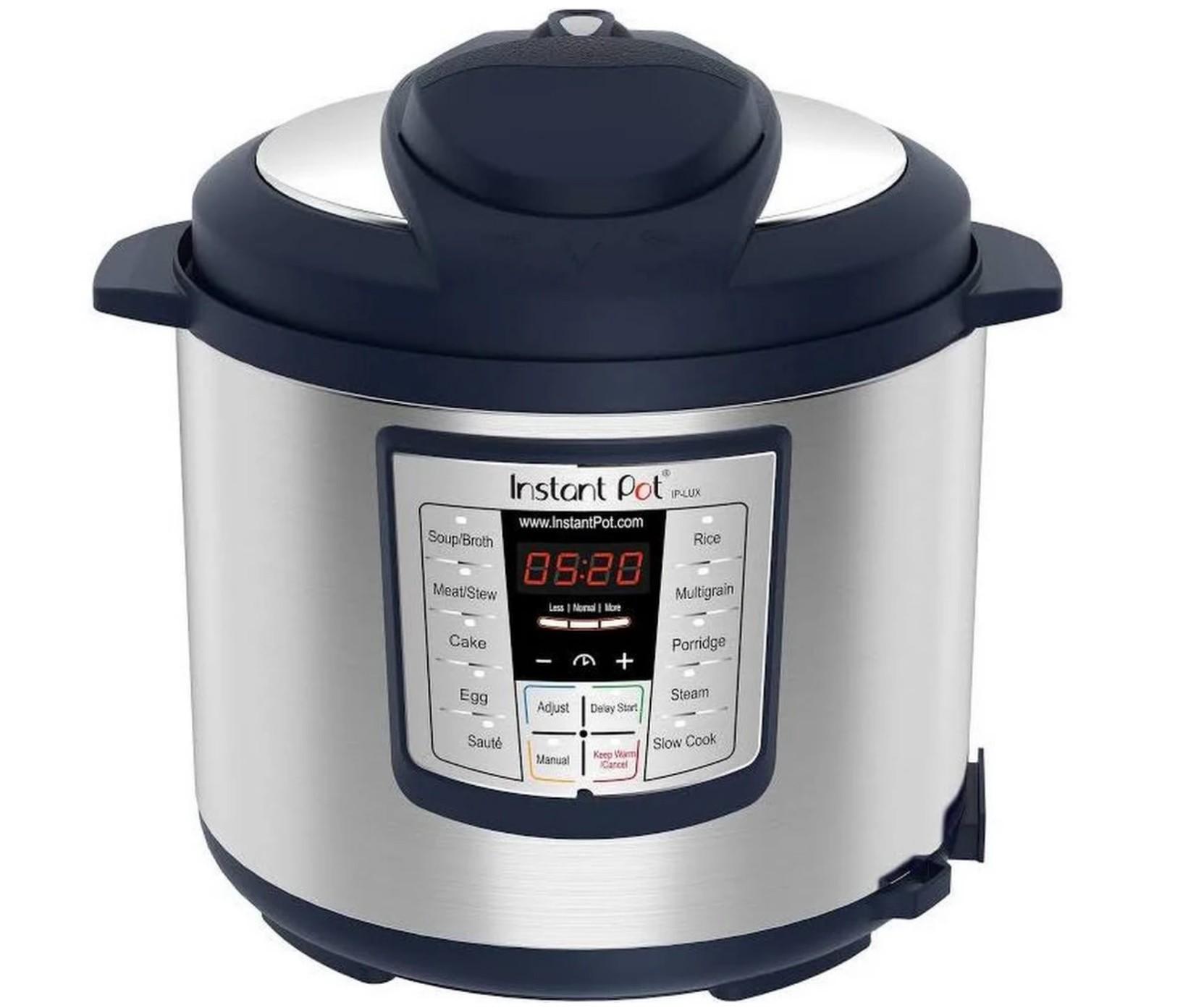 e93c7adcf0b0 6Qt. Instant Pot Aura Multi Cooker $51 or 6qt Instant Pot Lux Electric Pressure  Cooker $42.50 + free s/h