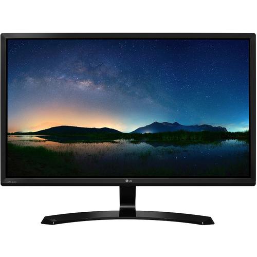 "LG Monitors: 31.5"" 32UK550-B 4K $350, 27"" 27MP58VQ-P 1080p IPS $130 + Free Shipping"