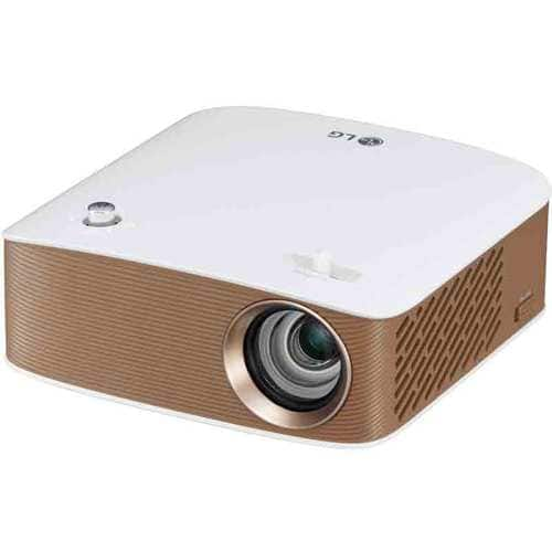 LG PH150G LED Projector w/ Bluetooth Sound, HDMI Input, Battery and Screen Share $199 + free s/h