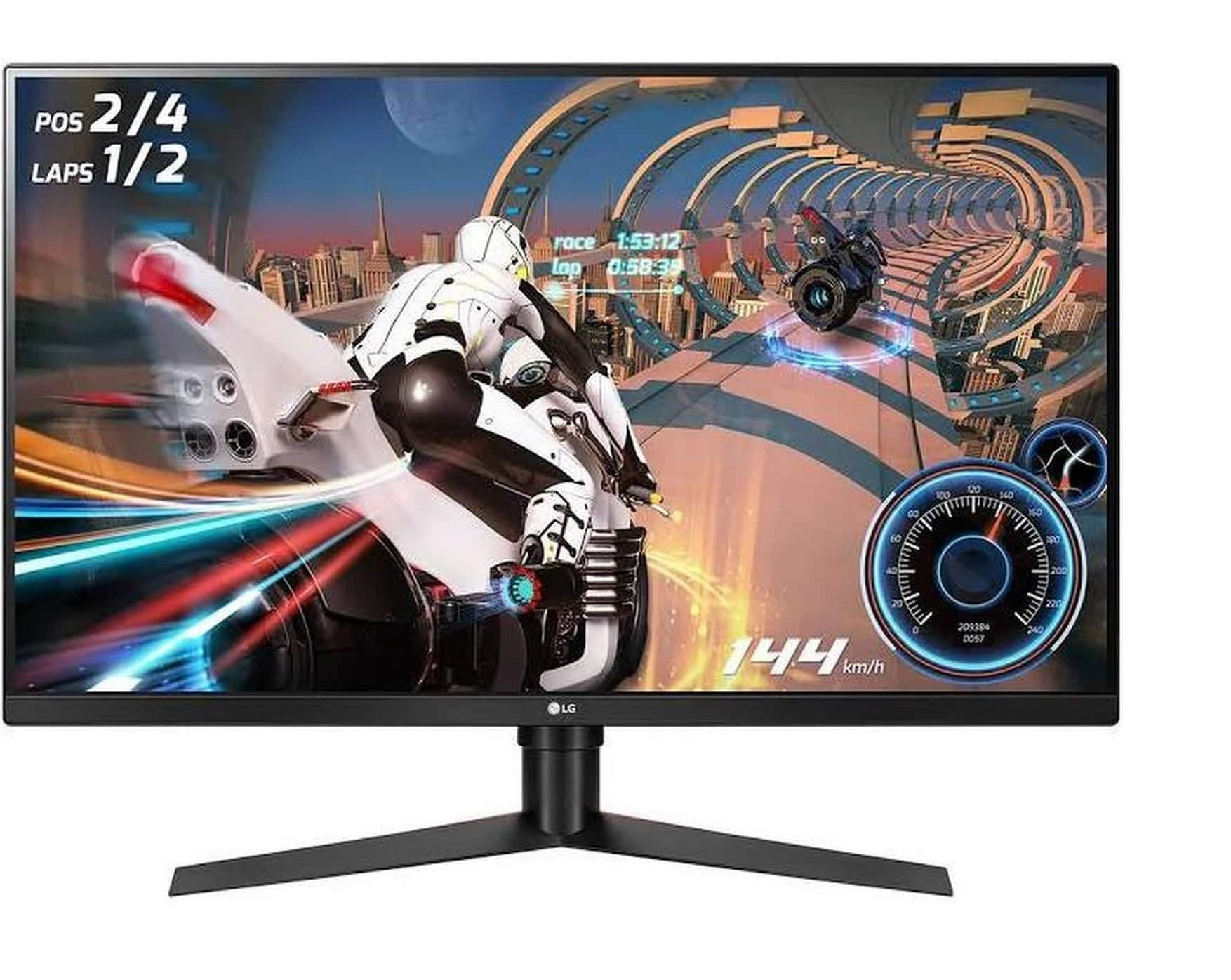 "32"" LG 32GK650F-B 144Hz 2560x1440 Gaming Monitor $297 + free s/h"