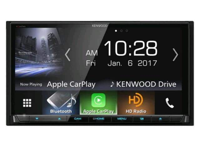 """Kenwood Excelon DDX9905S 6.8"""" DVD Receiver with Apple CarPlay & Android Auto $500 + free s/h"""
