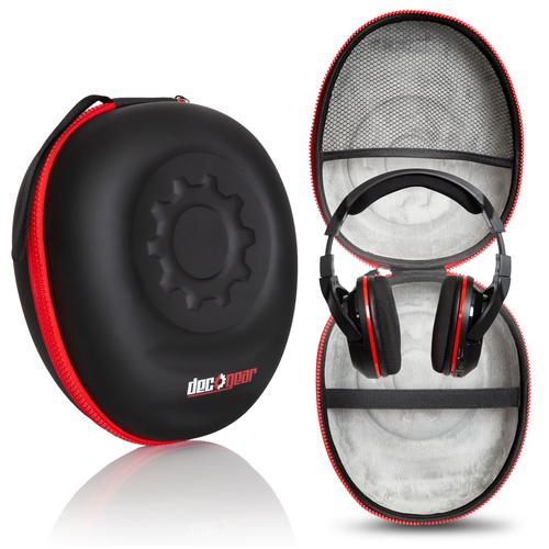 Deco Gear Hard Body Full Size Headphone Case $10 + free s/h