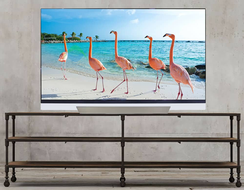 "65"" OLED65E8PUA 4K OLED Smart HDTV $1899 + free s/h"