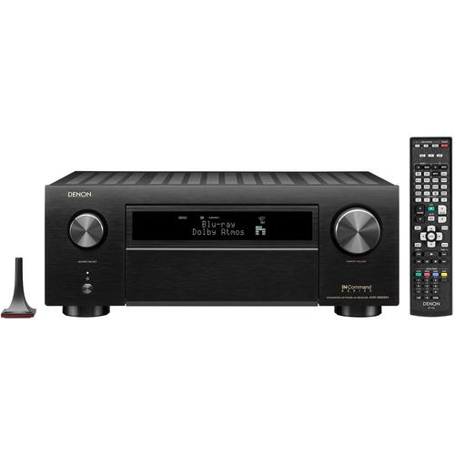 Denon AVR-X6500H 11.2 Channel 4K AV Receiver $1499 + free s/h