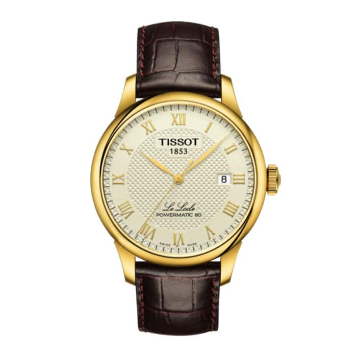 Tissot Le Locle Powermatic 80 Automatic Watch $375 + free s/h