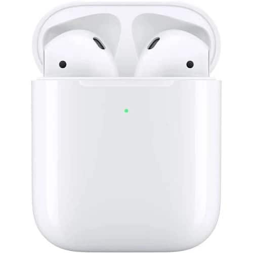 Apple AirPods 2nd Gen (latest): Wiress Charging Case $155, Wired $139.50 + free s/h