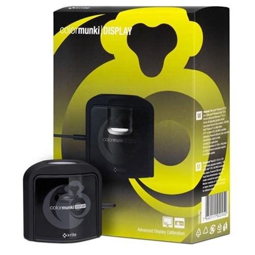 X-Rite ColorMunki Accurate USB Monitor Display Calibration $85 + free s/h