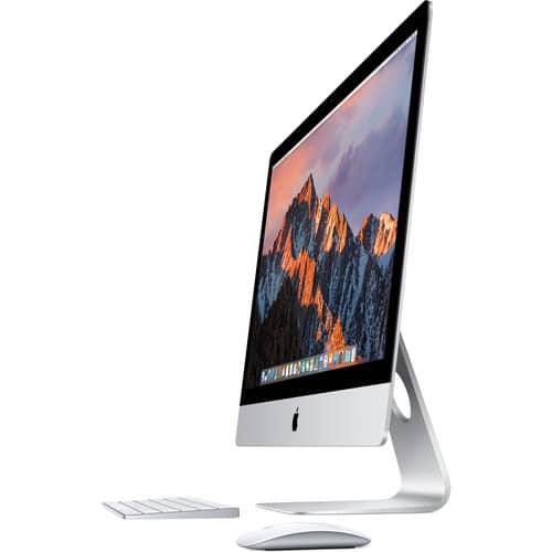 "Apple 27"" iMac with Retina 5K Display (Mid 2017) $1299 + free s/h"