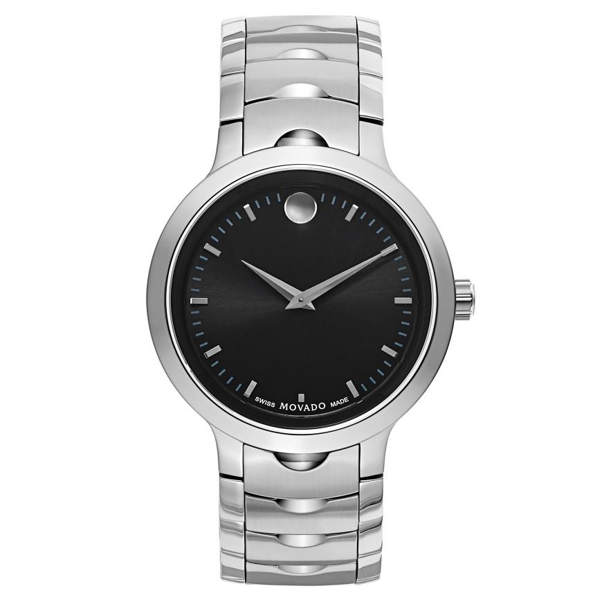 Movado Luno Men's Watch $259 + free s/h
