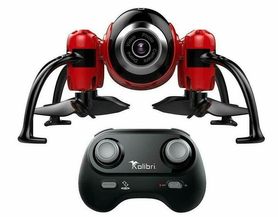 Drones: Kolibri Torpedo Nano Drone $10, Hubsan Spyder Micro Drone $12, Hubsan X4 Hornet $12 & More + free s/h