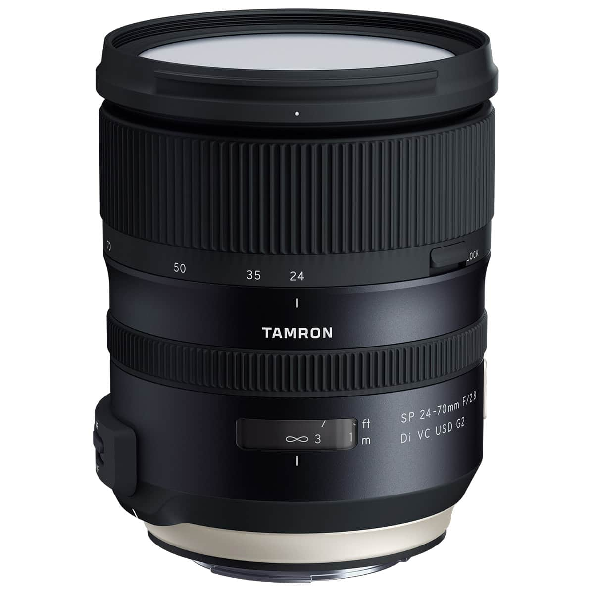 Tamron SP 24-70mm f/2.8 Di VC USD G2 Lens (Canon Mount) $760 or Less + Free Shipping