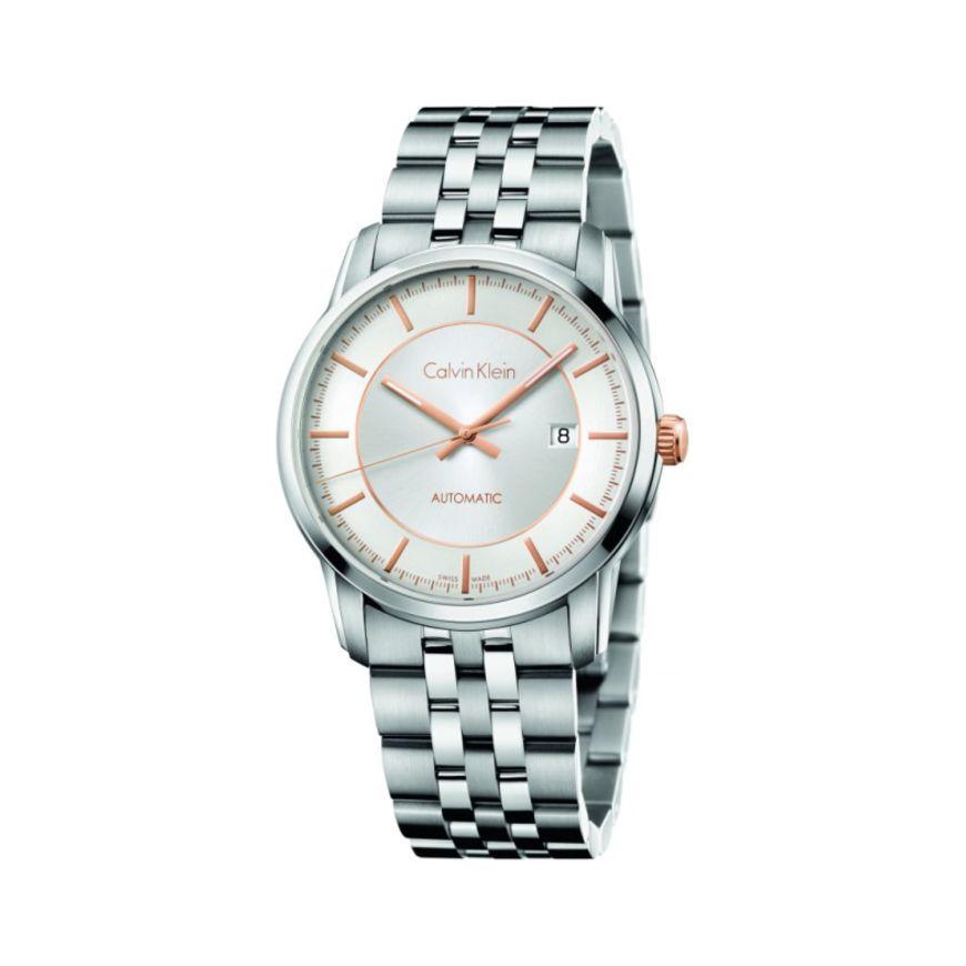 Calvin Klein Infinite ETA 2824-2 Automatic Watch on Bracelet $150 + free s/h