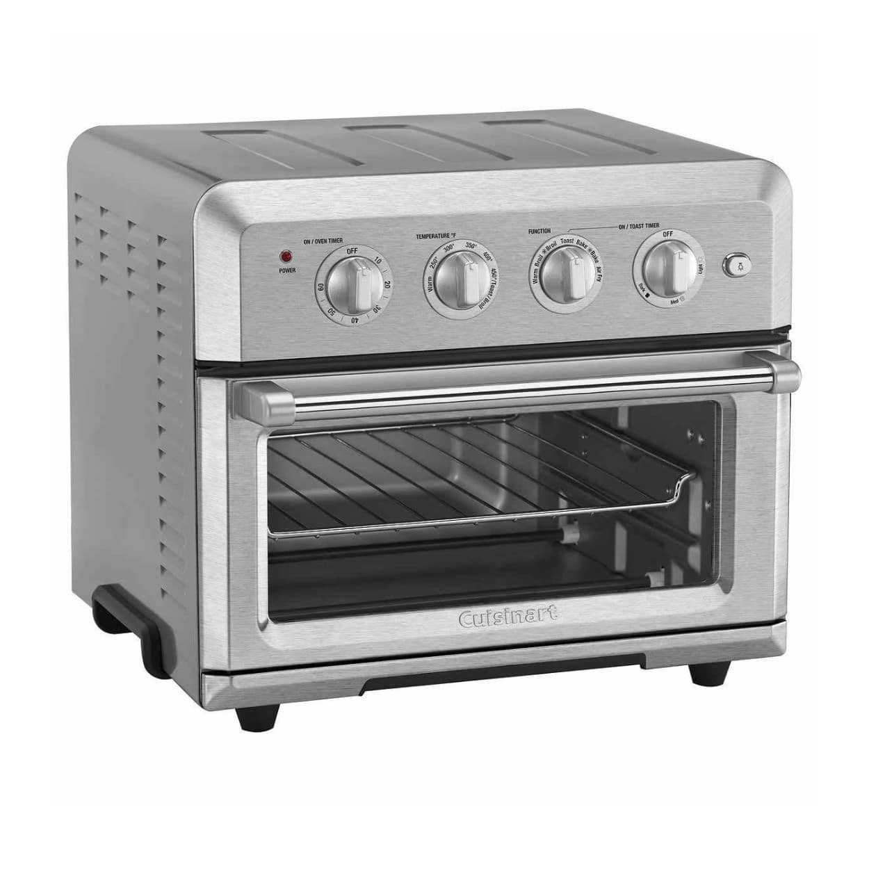 (refurb) Cuisinart CTOA-120PC1 (same as TOA-60) Air Fryer Toaster Oven $90 + free s/h