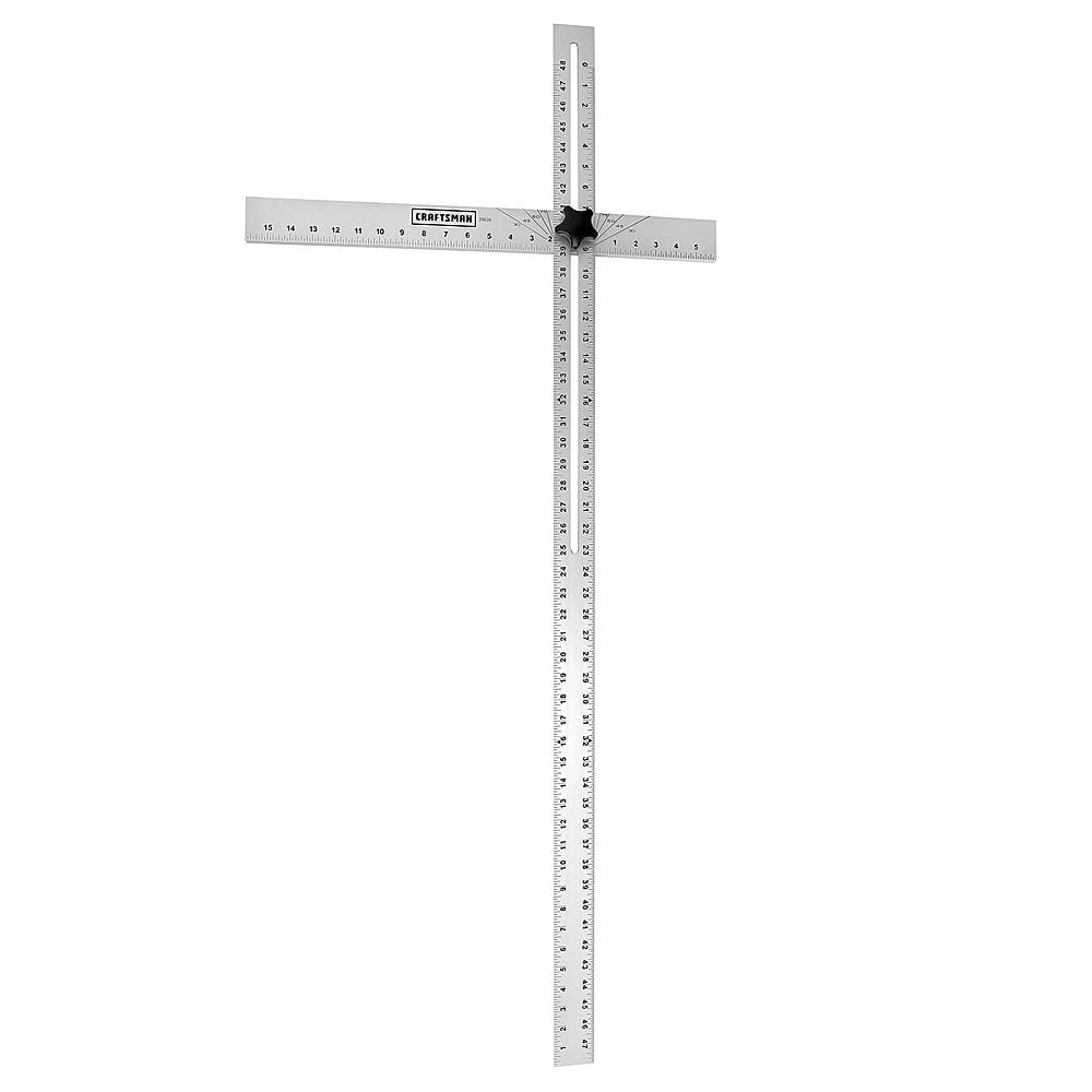 Craftsman 48 inch Extra Heavy-Duty Aluminum Adjustable Square $14 + free store pick up
