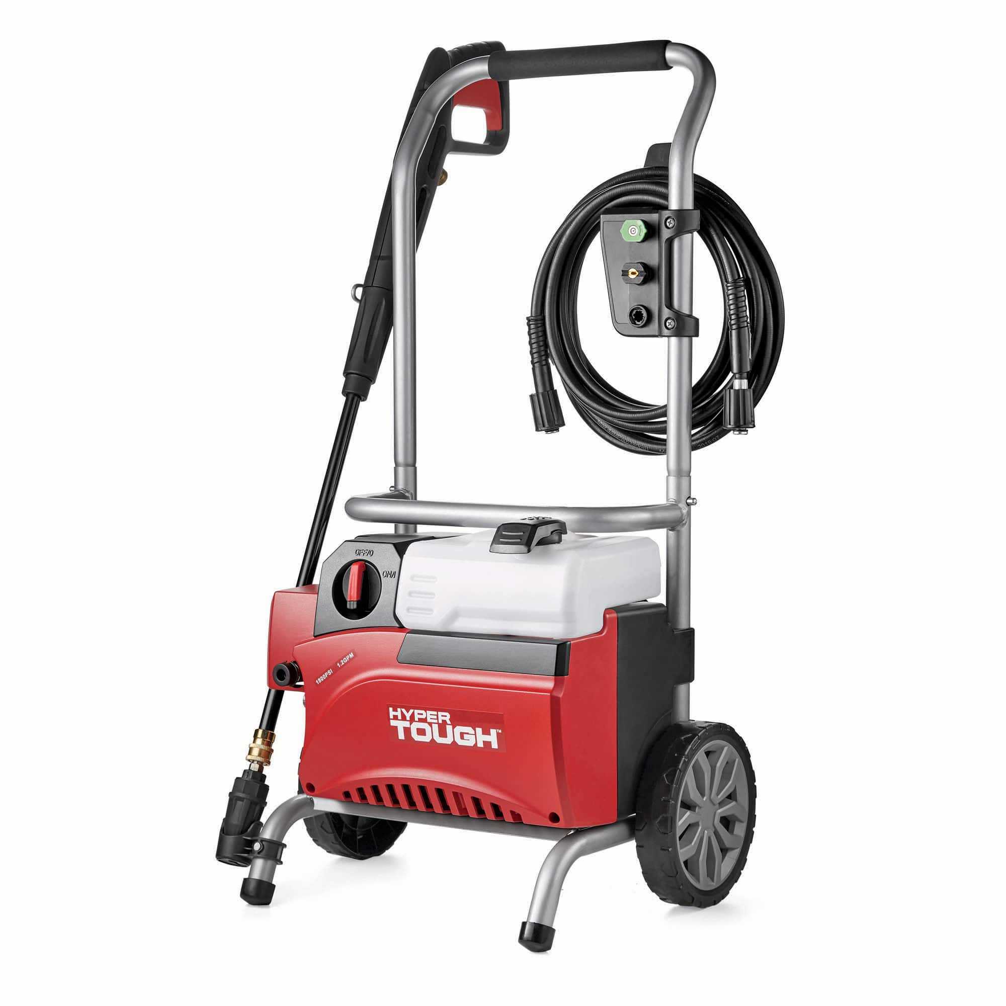 Hyper Tough 1800 PSI Electric Pressure Washer $79 + free s/h or pick-up