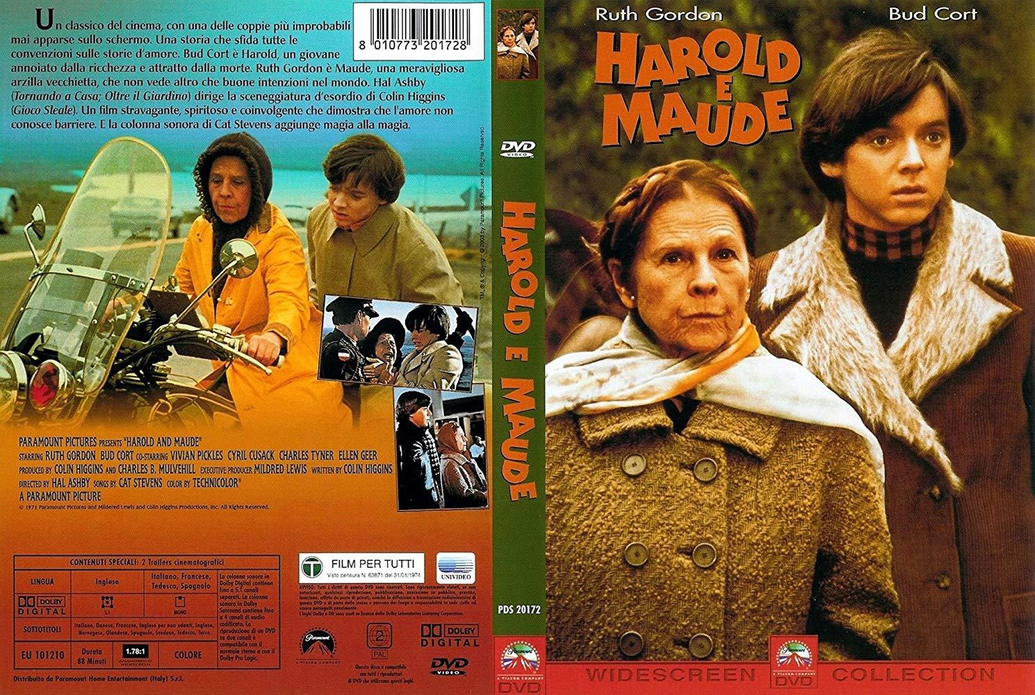 (Amazon Digital HD) Harold & Maude $4, The ODD Couple $4, Annie Hall $5, Patton $5 & more