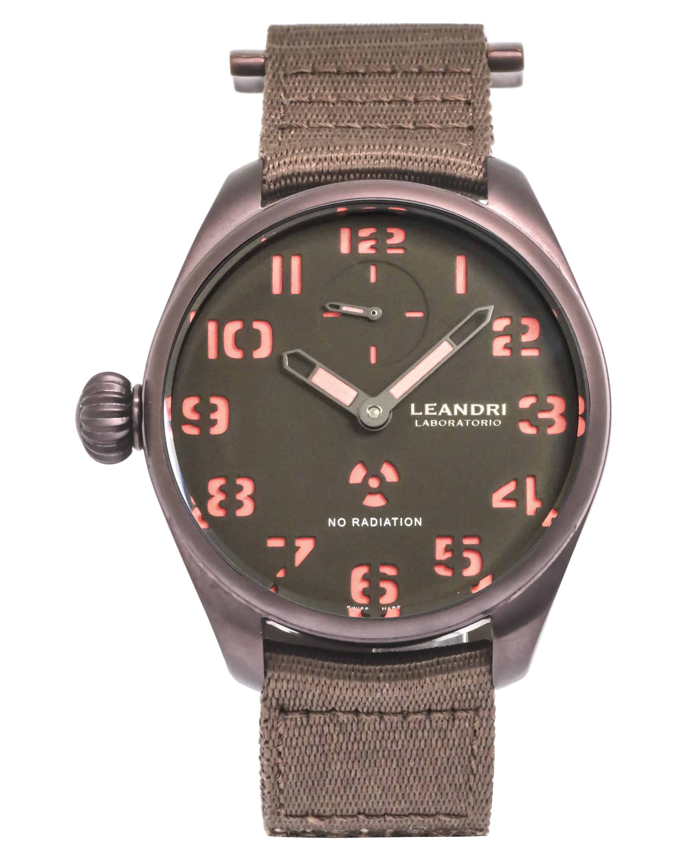 Leandri Laboratorio Manual Wind Watches $349 each + free s/h