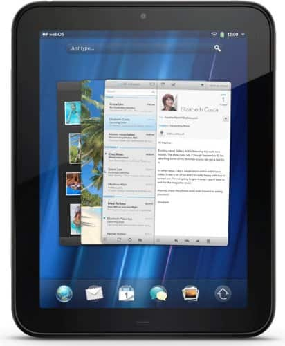 HP Touchpad: 16GB $99, 32GB $149 (Refurbished) + shipping
