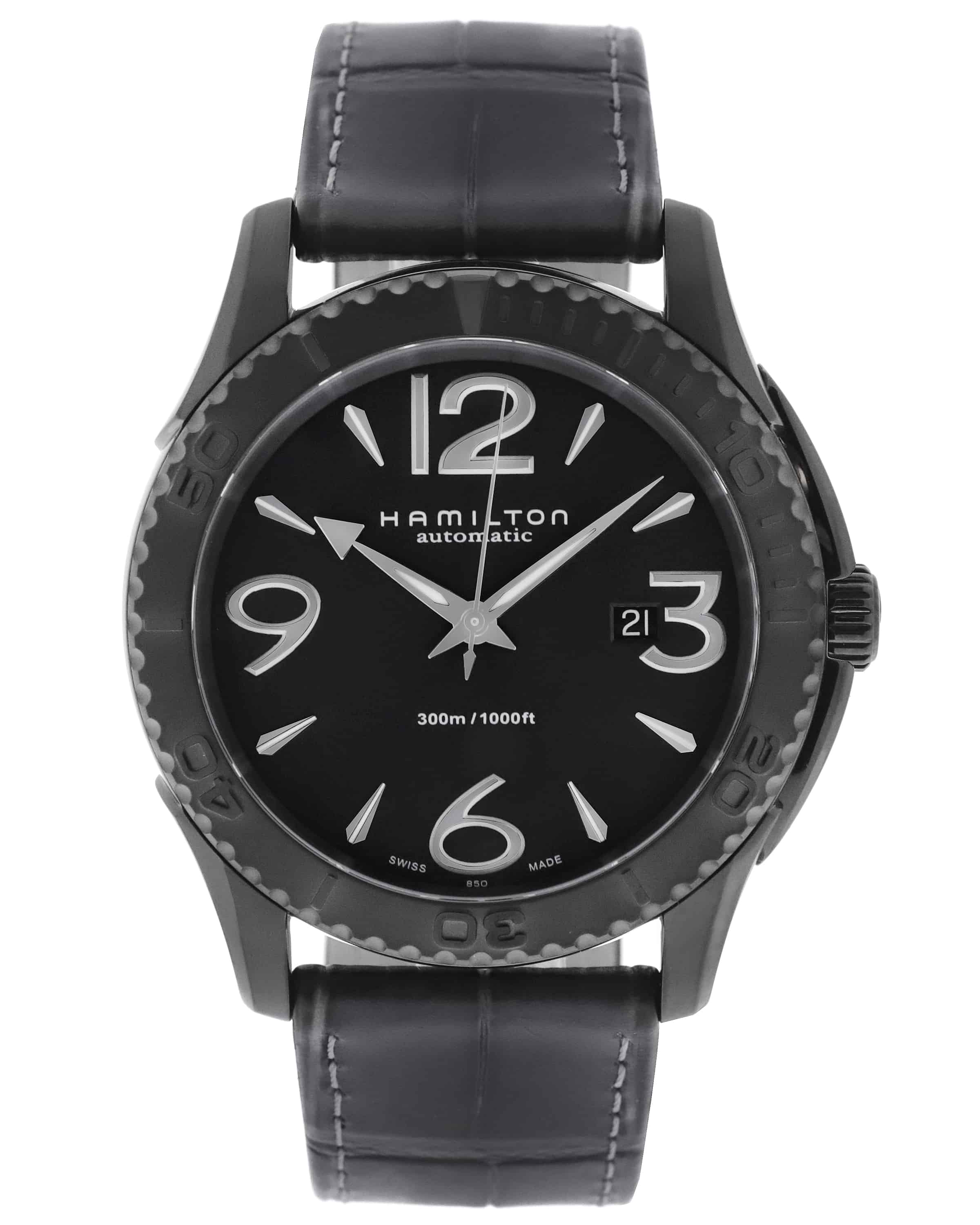 Hamilton Jazzmaster PVD Automatic Watch $429 + free s/h