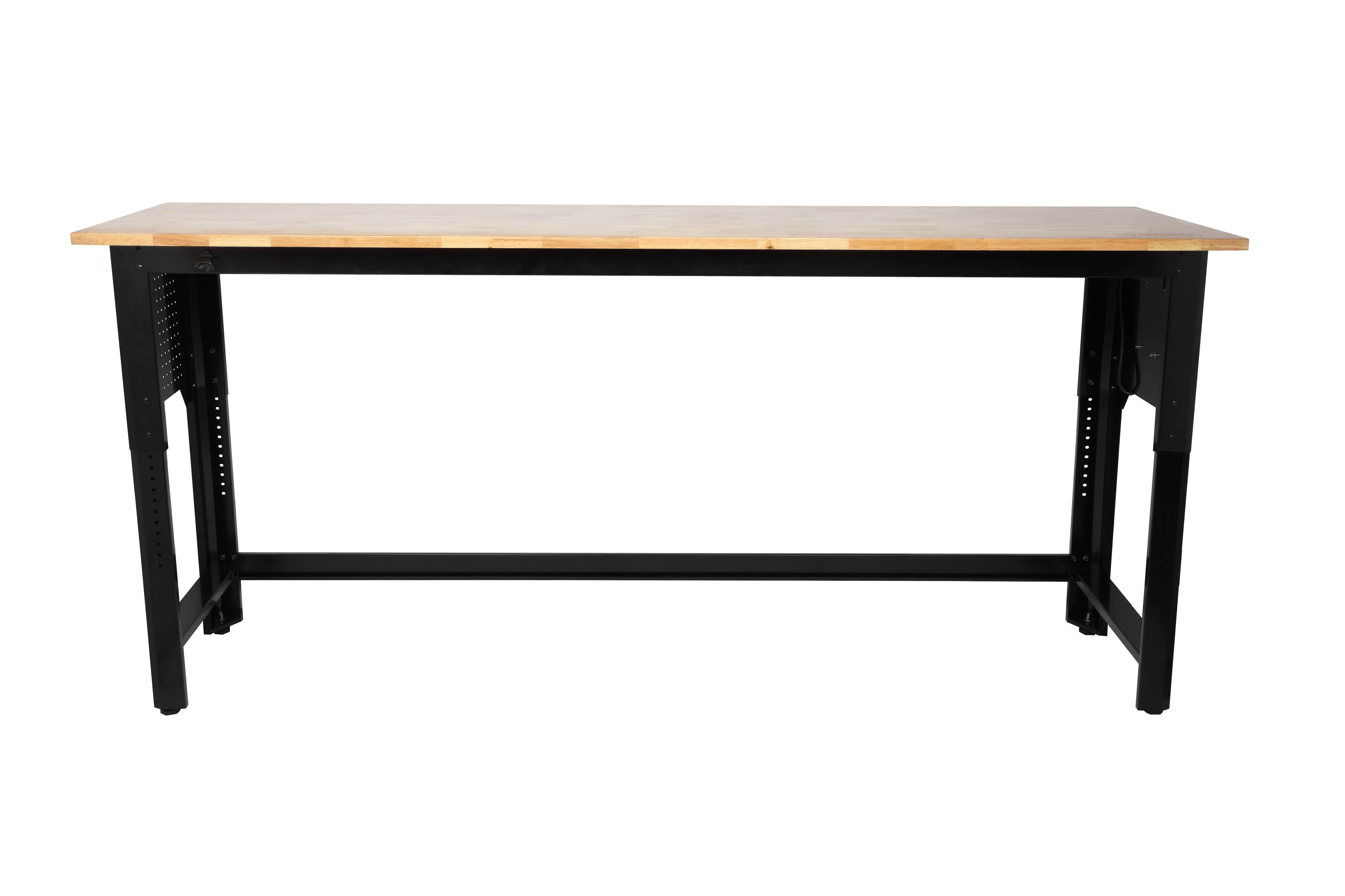 Tremendous 96 Craftsman Adjustable Height Workbench 100 In Points 4 Installment Expired Camellatalisay Diy Chair Ideas Camellatalisaycom
