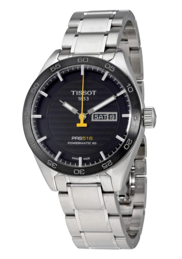 Tissot PRS 516 Powermatic 80 Automatic Watch $320 + free s/h
