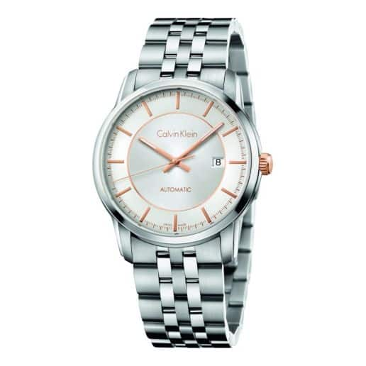 Calvin Klein Infinite Automatic Watch on Bracelet $149 + free s/h