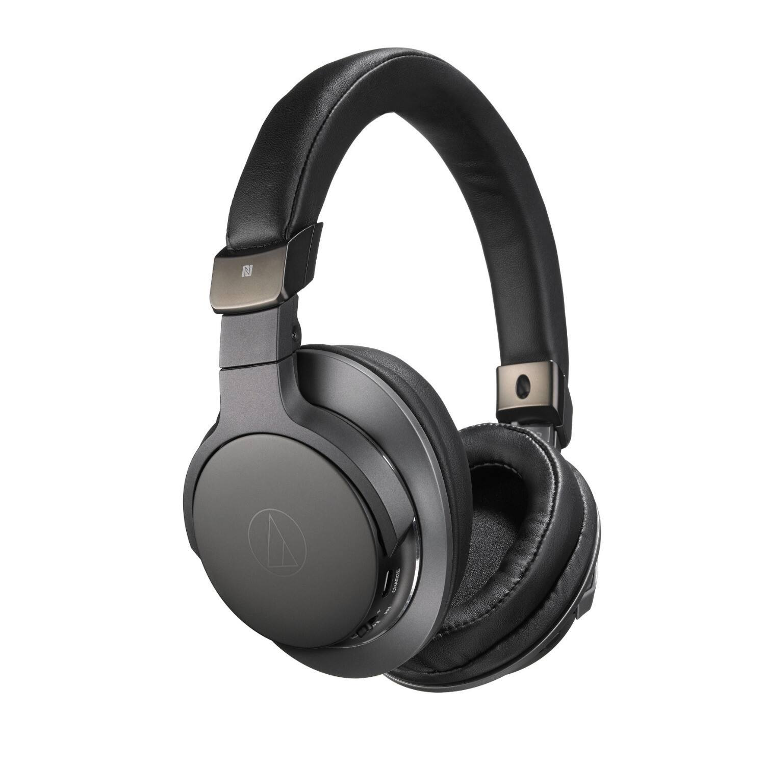 Audio-Technica ATH-SR6BTBK Bluetooth Over-Ear Headphones (Refurb) $69 + Free Shipping