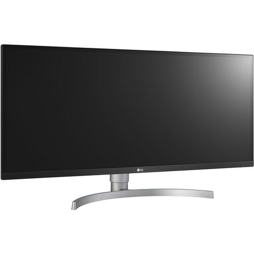 "34"" LG 34WK650-W HDR FreeSync IPS Monitor $220 + free s/h"