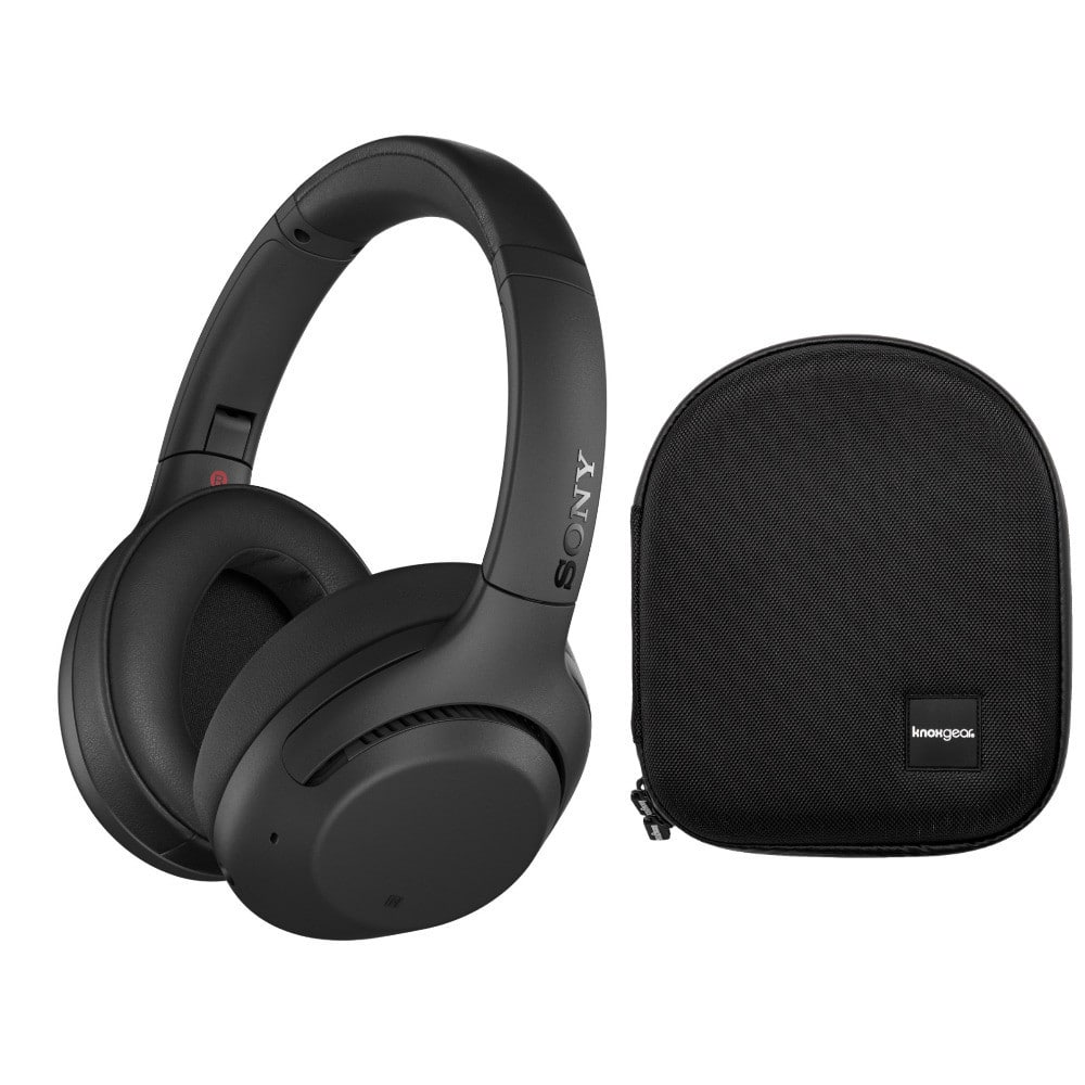 Sony WH-XB900N Extra Bass Wireless Noise Cancelling Headphones + Case $123 + free s/h
