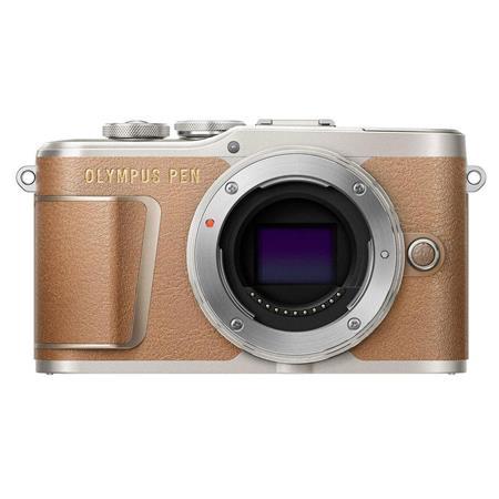(open box) Olympus PEN E-PL9 16.1MP Mirrorless Camera Body $299 + free s/h