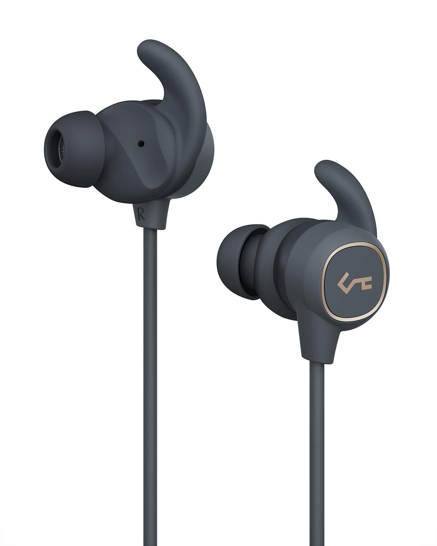 Aukey Key Series Bluetooth 5 Earbuds: T10 Wireless w/ Qi Charging $69.50, B10 $25 + Free Shipping