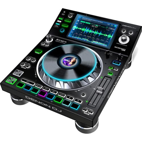 "Denon DJ SC5000 Prime Professional DJ Media Player w/ 7"" Multi-touch Display $799 + free s/h"