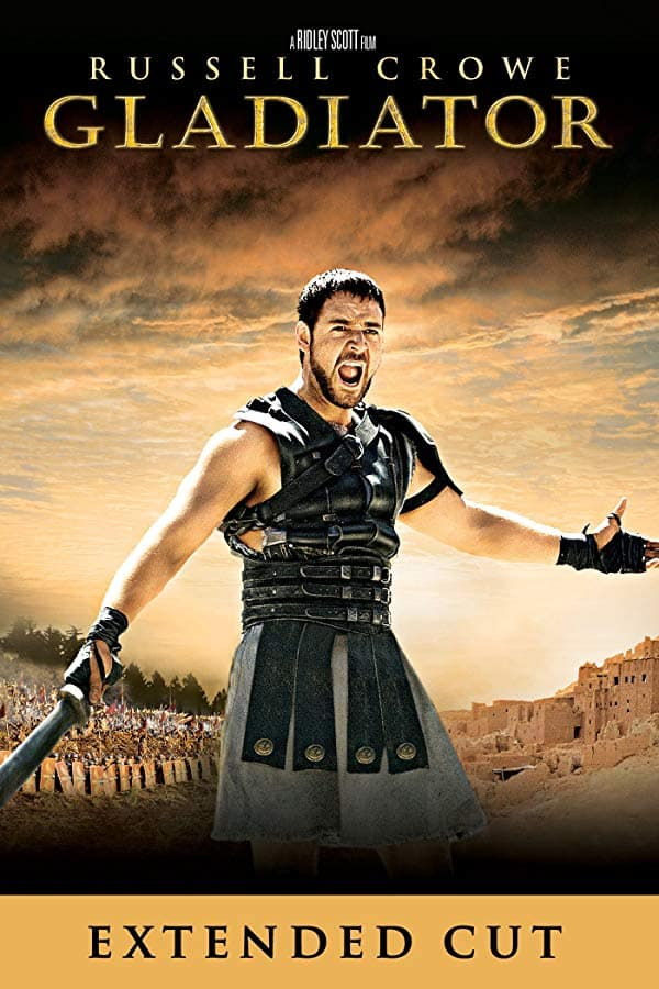 Amazon HD: Gladiator: Extended Cut $5