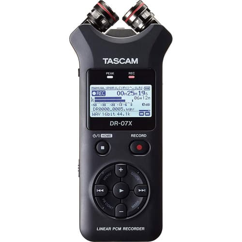 Tascam Audio Recorders: DR-07X $100, DR-60D MKII $150, DP-008EX $220, DR-10L $150 + free s/h