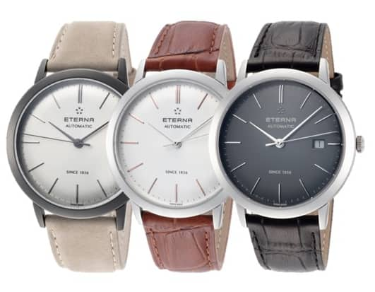 Eterna Eternity Automatic Watch $329 + free s/h