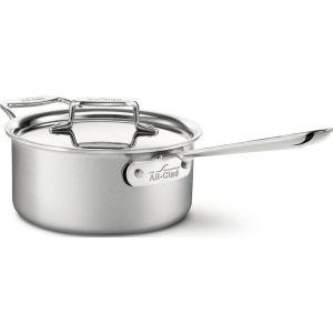 All-Clad 2nds + 15% OFF Coupon: 3-Qt. bd 5Sauce Pan w/ Lid $85, TK 8-Qt. BD5 Rondeau $98, 3-Qt. Copper Core Sauce Pan with Lid $110 & More
